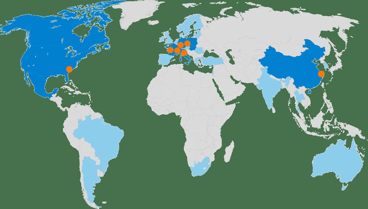 WEBER World Map v2