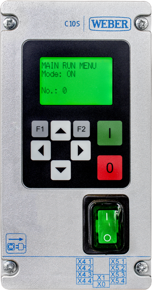 WEBER Product - Function Controller C10  C15